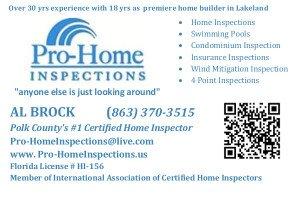 Lakeland Home Inspection lakeland, fl pro-home inspections